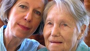 Sophia Turkiewicz and her mother, Helen