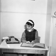 tn_Girl Reading & transcribing Braille 2