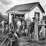Mowbray Park Tuck Shop Barnardo Farm School 1948
