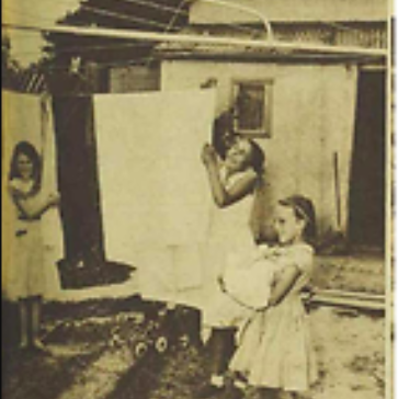 Inasmuch Home ['Washing Day']