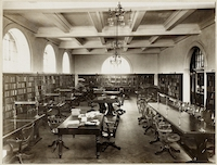 Mitchell Library Reading Room, State Library of NSW