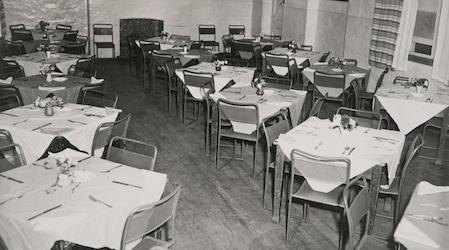 Boys Reformatory Magill Dining room