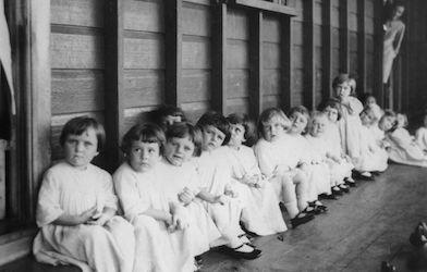Nudgee Orphanage 1928